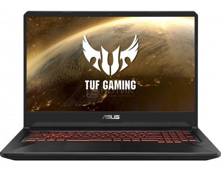Ноутбук ASUS TUF Gaming FX705DY-AU017T (17.30 IPS (LED)/ Ryzen 5 3550H 2100MHz/ 8192Mb/ SSD / AMD Radeon RX 560X 4096Mb) MS Windows 10 Home (64-bit) [90NR0192-M01410]