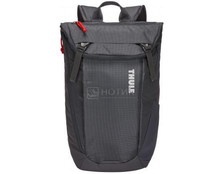 "Рюкзак 14"" Thule EnRoute Backpack 20L, Нейлон, Asphalt, Серый 3203828 фото"