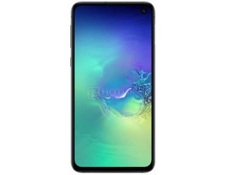 """Смартфон Samsung Galaxy S10E 128Gb SM-G970F Prism Green (Android 9.0 (Pie)/Exynos 9820 2700MHz/5.80"""" 2280x1080/6144Mb/128Gb/4G LTE ) [SM-G970FZGDSER]"""