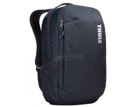 """Рюкзак 15,6"""" Thule Subterra Backpack 23L, Нейлон, Mineral, Темно-синий 3203438 фото"""