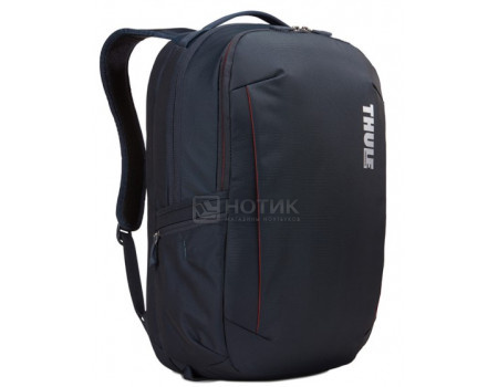 "Рюкзак 15,6"" Thule Subterra Backpack 30L, Нейлон, Mineral, Темно-синий 3203418 фото"