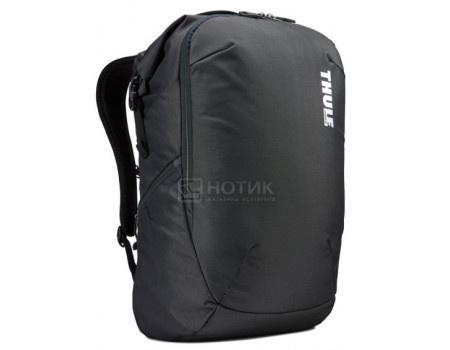 "Рюкзак 15,6"" Thule Subterra Travel Backpack 34L, Нейлон, Dark Shadow, Темно-серый 3203440 фото"