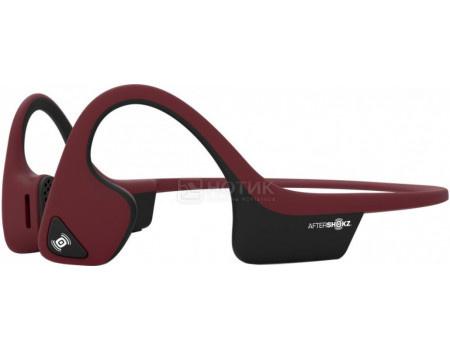 Гарнитура беспроводная Aftershokz Trekz Air, Bluetooth, Canyon Red, Красный AS650CR