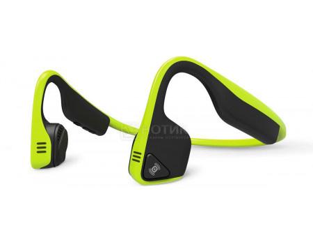 Гарнитура беспроводная Aftershokz Trekz Titanium, Bluetooth, Ivy Green, Салатовый AS600IG