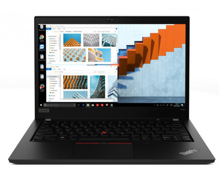 Ноутбук Lenovo ThinkPad T490 (14.00 IPS (LED)/ Core i5 8265U 1600MHz/ 8192Mb/ SSD / Intel UHD Graphics 620 64Mb) MS Windows 10 Professional (64-bit) [20N2000BRT]