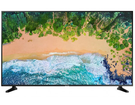 Телевизор Samsung 55 UHD, Smart TV , Звук (20 Вт (2x10 Вт)), 2xHDMI, 1xUSB, 1xRJ-45, PQI 1300, Черный UE55NU7090UXRU