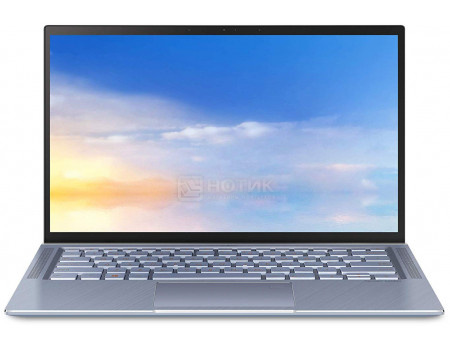 Ультрабук ASUS Zenbook 14 UX431FA-AM022R (14.00 IPS (LED)/ Core i5 8265U 1600MHz/ 8192Mb/ SSD / Intel UHD Graphics 620 64Mb) MS Windows 10 Professional (64-bit) [90NB0MB3-M01700]