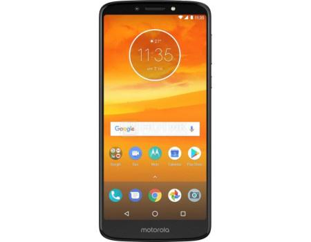 Смартфон Motorola Moto E5 Plus 32Gb Flash Gray (Android 8.0 (Oreo)/MSM8917 1400MHz/6.00