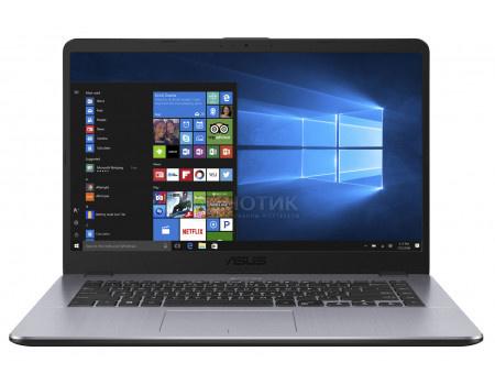 Ноутбук ASUS VivoBook 15 X505ZA-BQ737T (15.60 TN (LED)/ Ryzen 3 2300U 2000MHz/ 6144Mb/ SSD / AMD Radeon Vega 6 Graphics 64Mb) MS Windows 10 Home (64-bit) [90NB0I11-M11080]