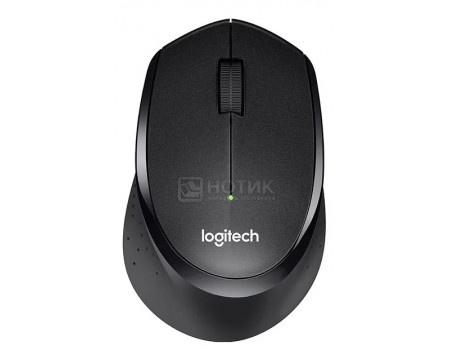 Мышь беспроводная Logitech B330 Silent Plus, 1000dpi, Черный 910-004913 фото