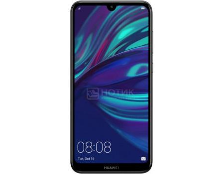 Смартфон Huawei Y7 2019 Midnight Black (Android 8.1 (Oreo)/Snapdragon 450 1800MHz/6.26