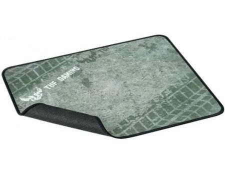 Коврик для мыши ASUS TUF Gaming P3, 350x280 мм, Зеленый камуфляж 90MP01C0-B0UA00 фото
