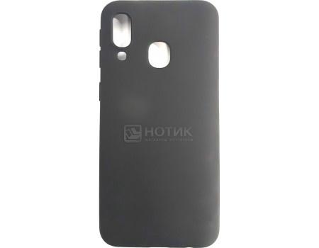 Чехол-накладка TFN для Samsung Galaxy A40, Термополиуретан, Black, Черный, CC-13-054CNBK фото
