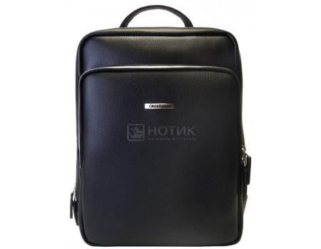 """Рюкзак 13,3"""" Cross Case MB-3055, Искусственная кожа, Черный"""