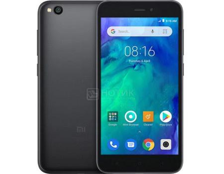 "Смартфон Xiaomi Redmi Go 16Gb Black (Android 8.1 (Oreo)/MSM8917 1400MHz/5.00"" 1280x720/1024Mb/16Gb/4G LTE ) [X22716]"