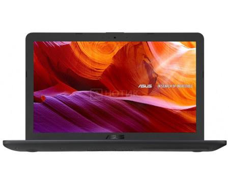 Ноутбук ASUS X543UA-DM1468T (15.60 TN (LED)/ Pentium Dual Core 4417U 2300MHz/ 4096Mb/ HDD 500Gb/ Intel UHD Graphics 610 64Mb) MS Windows 10 Home (64-bit) [90NB0HF7-M20740]
