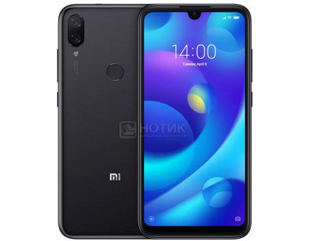 Смартфон Xiaomi Mi Play 64Gb Space Black (Android 9.0 (Pie)/MT6765 2300MHz/5.84