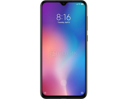 Смартфон Xiaomi Mi 9 SE 128Gb Piano Black (Android 9.0 (Pie)/SDM712 2300MHz/5.97