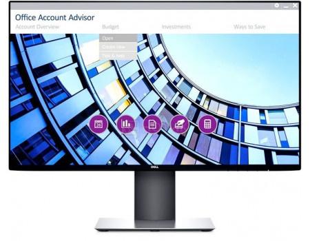 "Монитор 27"" Dell U2719DC, WQXGA, IPS, 2xDP, HDMI, 4xUSB 3.0, USB Type-C, Черный/Серый 2719-2545"