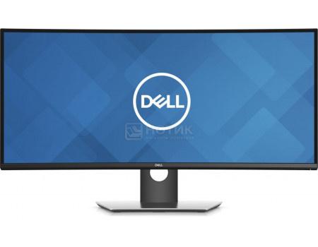 """Монитор 34"""" Dell U3419W, UWQHD, IPS, Curved,  2xHDMI, DP, 6xUSB 3.0, USB Type-C, Серый 3419-2583"""