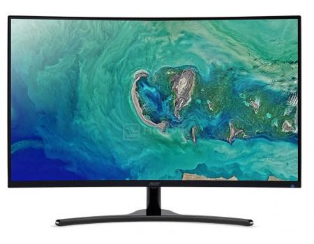 """Монитор 31,5"""" Acer ED322QRPbmiipx, FHD, VA, Curved, HDMI, DP, Черный UM.JE2EE.P01"""