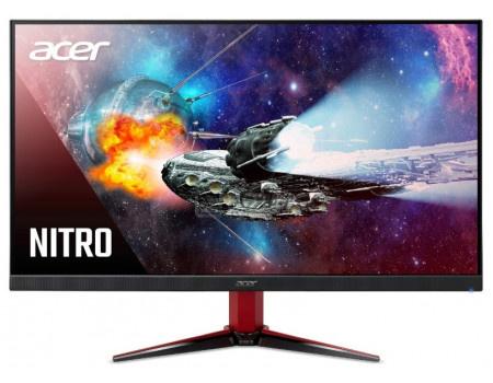"""Монитор 27"""" Acer Nitro VG271Pbmiipx, QHD, IPS, 2xHDMI, DP, Черный UM.HV1EE.P01 фото"""