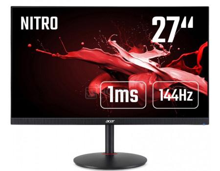 """Монитор 27"""" Acer Nitro XV272UPbmiiprzx, QHD, IPS, 2xHDMI, DP, 4xUSB 3.0 Черный UM.HX2EE.P01 фото"""