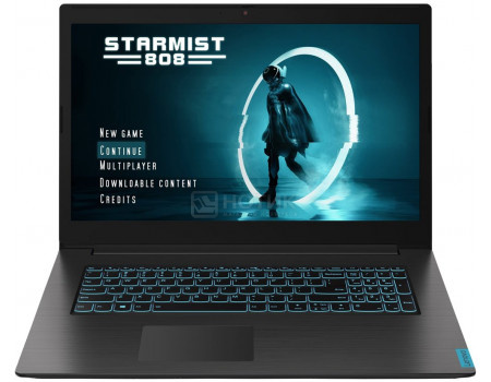 Ноутбук Lenovo IdeaPad L340-17 Gaming (17.30 IPS (LED)/ Core i5 9300H 2400MHz/ 16384Mb/ HDD+SSD 1000Gb/ NVIDIA GeForce® GTX 1650 4096Mb) MS Windows 10 Home (64-bit) [81LL0031RU] фото