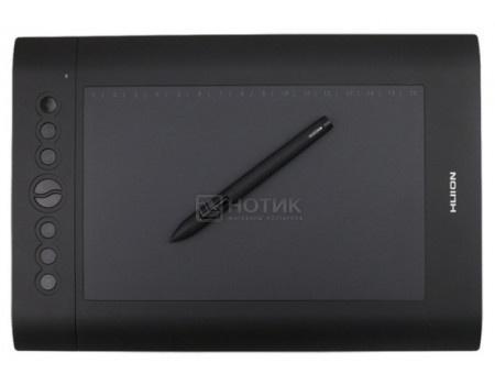Картинка для Графический планшет Huion H610PRO, Черный