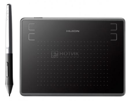 Картинка для Графический планшет Huion Inspiroy H430P, Черный