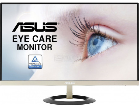 """Монитор 27"""" ASUS VZ279Q, FHD, IPS, 2xHDMI, DP, VGA, Черный/Золотистый 90LM02XC-B02470"""