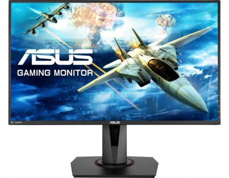 """Монитор 27"""" ASUS VG278Q, FHD, ТN, HDMI, DP, DVI, Черный 90LM03P0-B01370"""