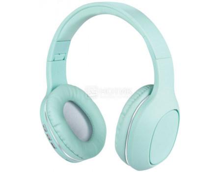 Гарнитура беспроводная Rombica Mysound BH-04, Bluetooth, 200мАч, Зеленый BT-H007