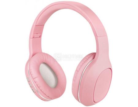 Гарнитура беспроводная Rombica Mysound BH-04, Bluetooth, 200мАч, Розовый BT-H005