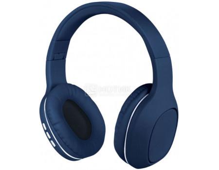 Гарнитура беспроводная Rombica Mysound BH-04, Bluetooth, 200мАч, Синий BT-H004
