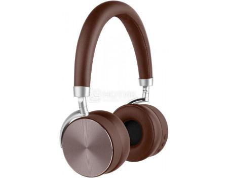 Гарнитура беспроводная Rombica Mysound BH-12, Bluetooth, 300мАч, Коричневый BT-H016