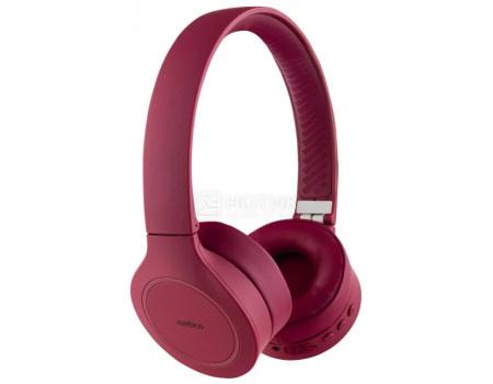 Гарнитура беспроводная Rombica Mysound BH-08, Bluetooth, 300мАч, Красный BT-H011