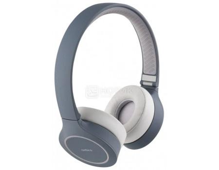 Гарнитура беспроводная Rombica Mysound BH-08, Bluetooth, 300мАч, Серый BT-H012