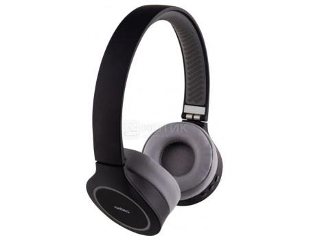 Гарнитура беспроводная Rombica Mysound BH-08, Bluetooth, 300мАч, Черный BT-H010