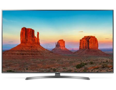 Телевизор LG 50 LED, UHD, IPS, Smart TV (webOS), Звук (20 Вт (2x10 Вт)) , 4xHDMI, 2xUSB, 1xRJ45, Серый, 50UK6750PLD