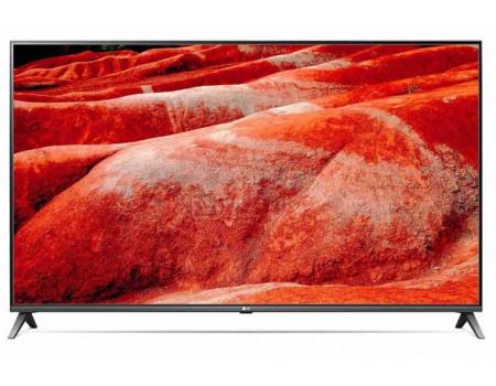 Телевизор LG 55 LED, UHD, IPS, Smart TV (webOS), Звук (20 Вт (2x10 Вт)) , 4xHDMI, 2xUSB, 1xRJ45, Черный, 55UM7510PLA