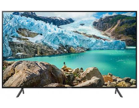 Телевизор Samsung 55 UHD, Smart TV , Звук (20 Вт (2x10 Вт)), 3xHDMI, 2xUSB, 1xRJ-45, PQI 1400, Черный UE55RU7100UXRU