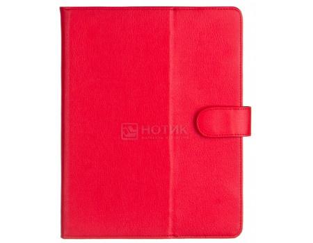 """Чехол-подставка IT Baggage для планшета универсальный 9,7"""", Искусственная кожа, Красный ITUNI97-3 фото"""