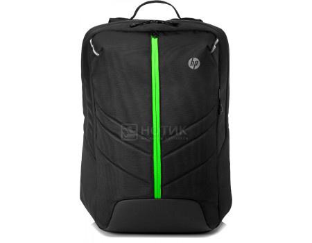 "Рюкзак 17,3"" HP Pavilion Gaming Backpack 500, 6EU58AA , Полиэстер, Черный фото"