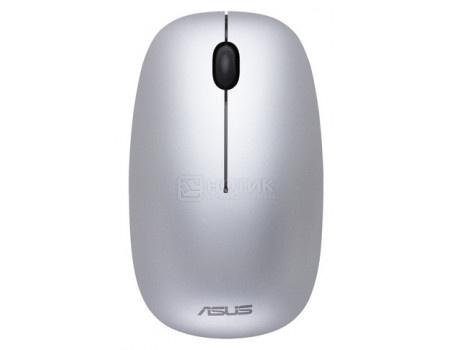 Мышь беспроводная ASUS MW201C Wireless, 1600dpi, Bluetooth/ Wireless USB, Серый 90XB061N-BMU000 фото