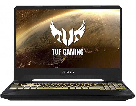 Ноутбук ASUS TUF Gaming FX505DU-AL043 (15.60 IPS (LED)/ Ryzen 7 3750H 2300MHz/ 16384Mb/ HDD+SSD 1000Gb/ NVIDIA GeForce® GTX 1660Ti 6144Mb) Без ОС [90NR0271-M02910]