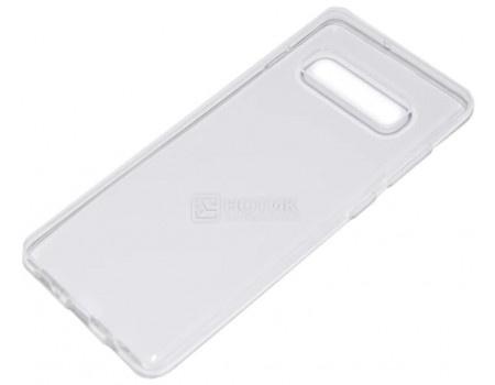 Чехол-накладка TFN для смартфона Samsung Galaxy S10+ , Полиуретан, Clear, Прозрачный, CC-05-049T1TC фото