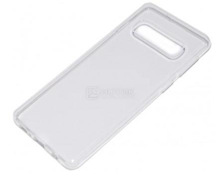 Чехол-накладка TFN для смартфона Samsung Galaxy S10 , Полиуретан, Clear, Прозрачный, CC-05-048T1TC фото