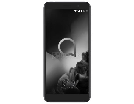 Смартфон Alcatel 1X 5008Y Black (Android 8.1 (Oreo)/MT6739WW 1500MHz/5.50