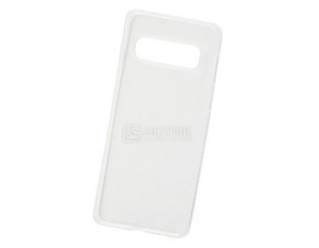 Чехол-накладка ONEXT для смартфона Samsung Galaxy S10 , Силикон, Clear, Прозрачный, 70734 фото